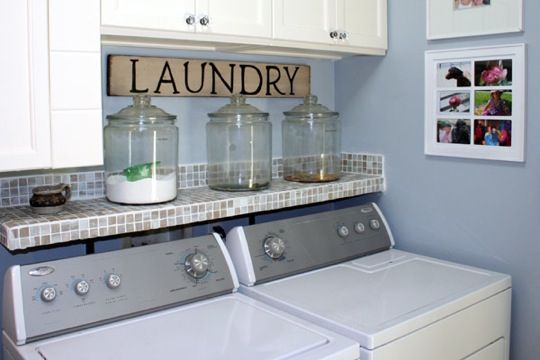 Unique Storage And Organization Ideas For Small Laundry Room