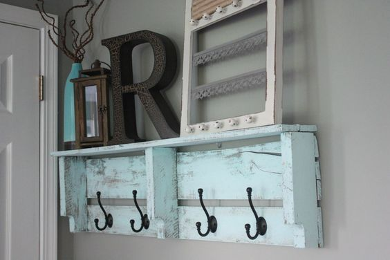 DIY Pallet Wood Home Decor Projects