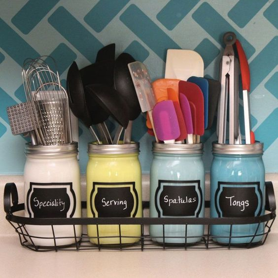 20 Easy Kitchen Organization Ideas That Will Blow Your Mind