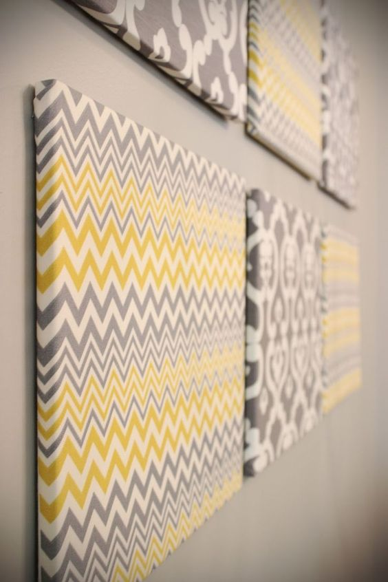 Cheap DIY Wall Decor Ideas