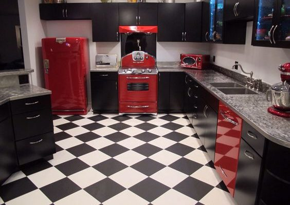 Retro Kitchen Decorating Ideas – Fun Retro Kitchen Ideas