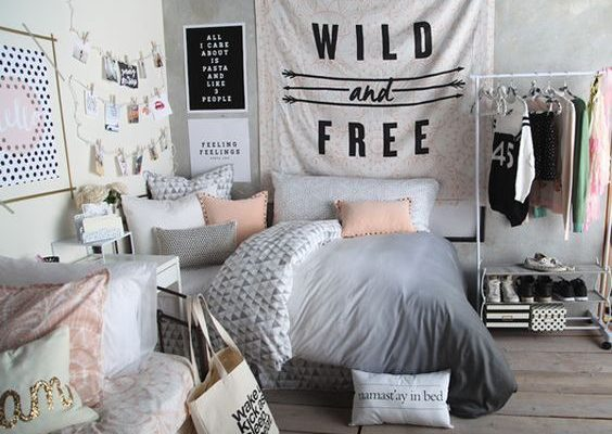 Teen Bedroom Makeover Ideas