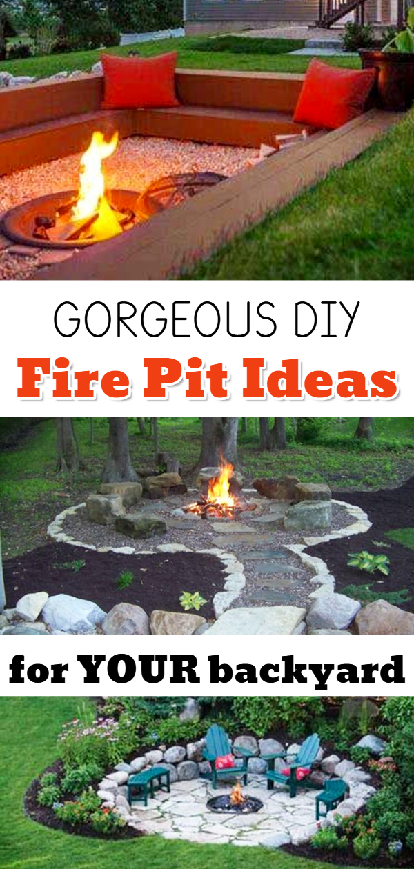 Building a fire pit is an easy do it yourself project that most homeowners can tackle in day or less. All you need are the right tools and a little planning and you can build your outdoor fire pit like a pro