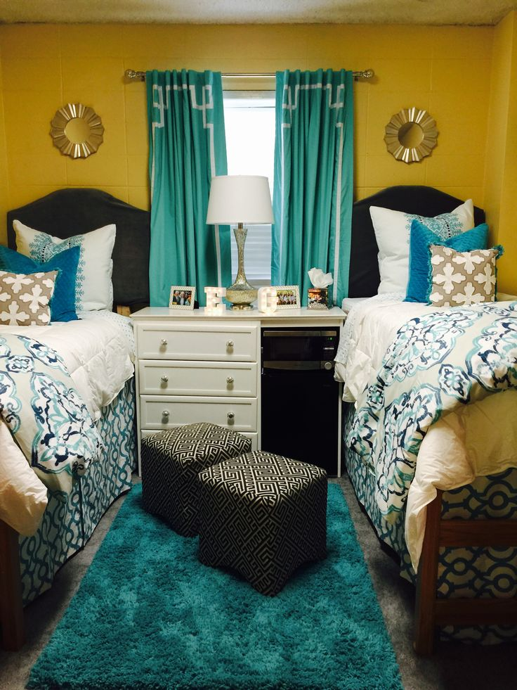 Single Dorm Room: Glam Dorm Rooms That You Need To Copy