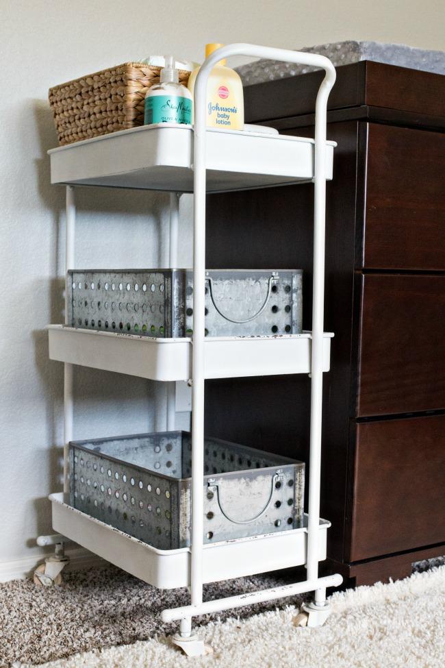Easy DIY Organization Ideas for Your Babys Nursery