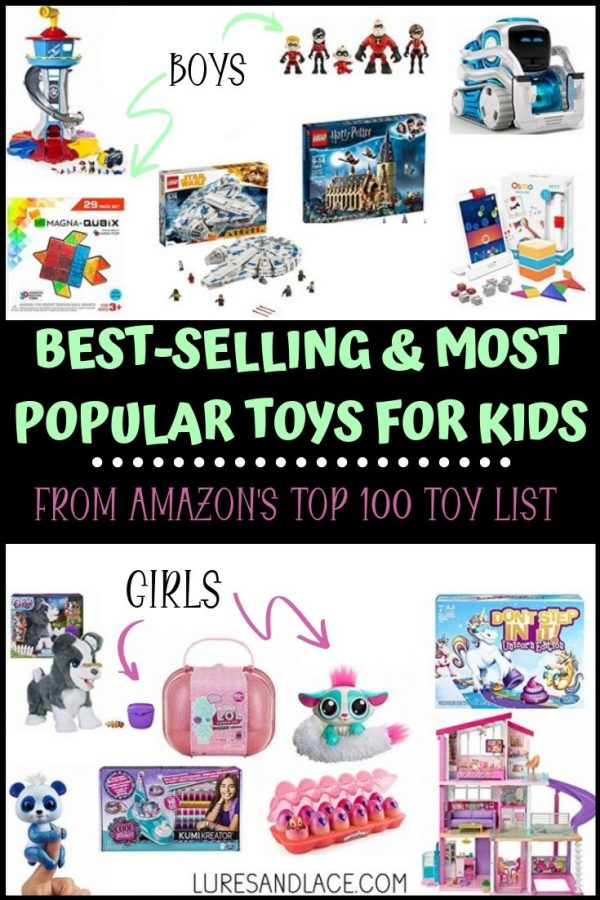 Best-Selling Toys for Kids from Amazons Top 100 Toy List 2018 - Most Popular Gifts for Kids