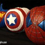 No Carve Pumpkin Decorating for Kids