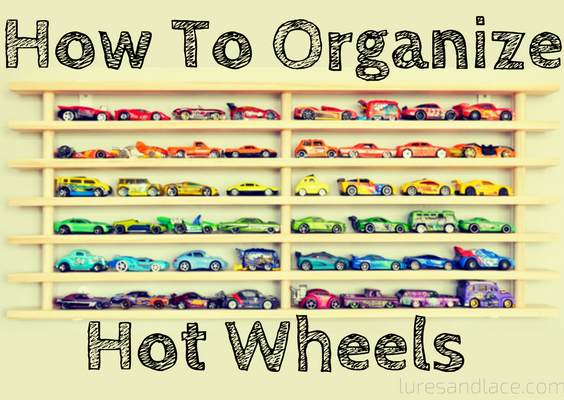 15+ Hot Wheels Storage and Organization Ideas